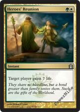 4 FOIL Heroes' Reunion - Gold Return to Ravnica Mtg Magic Uncommon 4x x4