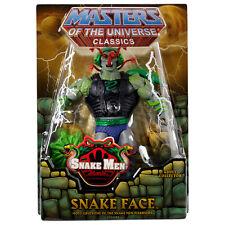 Motuc Snake Face Masters of the Universe Classics He-Man Club Eternia New