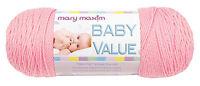 Mary Maxim Baby Value Yarn