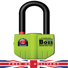Oxford 14mm Boss Disc Lock Motorcycle Alarm OF3 Thatcham Approved