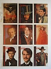 1992 TOPPS *BRAM STOKER'S DRACULA* COMPLETE 100 CARD BASE SET + WRAPPER  HTF
