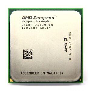 AMD Sempron 64 3200+ 1.8GHz/128KB Socket/Socket AM2 SDA3200IAA2CW Processor CPU
