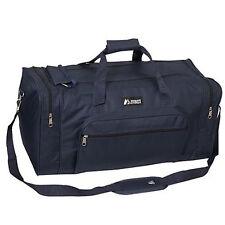 Everest Luggage Classic Gear Bag - Medium, Navy - Navy