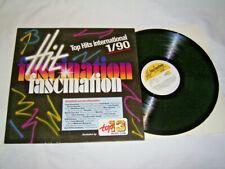 LP - Top 13 Music Club 1/90 - Blue System Laid Back Tina Turner Bad Boys Blue