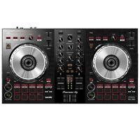 New Pioneer DDJ-SB3 Compact Serato DJ Controller w/ 2-Channel Mixer & Software