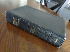 Holy BIble Concordance Scofield Reference Edition Oxford Vintage 1945 AKJV HC