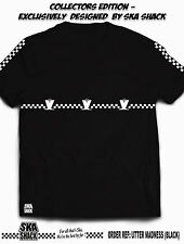 Madness T shirt. Ska 2 Tone. Utter Madness Limited edition.Collectors. Numbered.