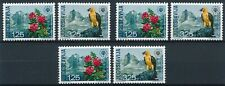 [43] Yugoslavia 1970 EAGLE - FLORA 3X Good set of stamps very fine MNH value $60