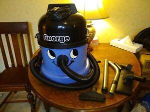 Numatic George wet dry Vacuum cleaner GVE 370