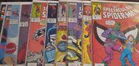 Spectacular Spider-Man Comic Book Lot