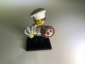 Lego Minifigure - Series 17 - Gourmet Chef