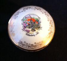 Antique 1900s Eisenberg Germany Kalk Porcelain Factory Jewelry Box (LL20XB7X11)