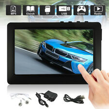 4.3'' LCD Touch Screen 8GB MP3 Player Game MP4 MP5 Media Spieler Video TF FM USB