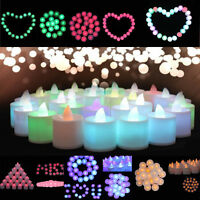 Party Decorate LED Light Electronic Candle Light Mini LED Light Home Decor Color
