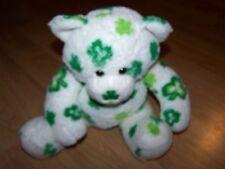 Build A Bear Workshop Babw Green Clovers St. Patrick's Day Shamrock Plush Roars