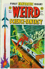 Weird Science Fantasy # 1 (Story muestreador, EC fotográficamente) (Estados Unidos, 1992)