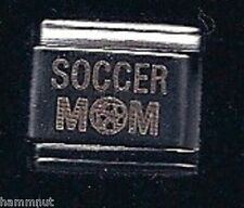 SOCCER MOM  WHOLESALE ITALIAN CHARM #7