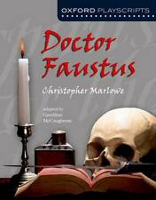 Oxford Playscripts: Doctor Faustus (Oxford Modern Playscripts) by Marlowe, Chris