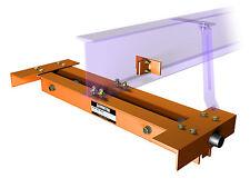 Harrington HPC520 Convertible Overhead Crane End Trucks 2 Ton Capacity 1 Set
