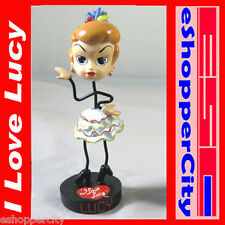 I Love Lucy Resin Bobble Head Episode 3 Be A Pal New Lucille Ball Figure TV
