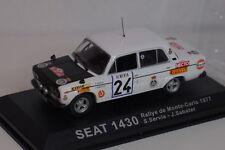 ALTAYA SEAT 1430 RALLYE MONTE CARLO 1977 1/43