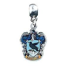Official Harry Potter Jewellery Silver Plated Slider Charm Bead Pendant Ravenclaw Crest