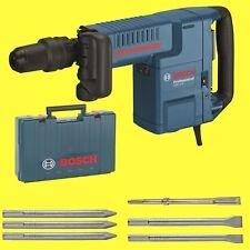 Bosch piqueur coup marteau GSH 11 E incl. 6x Bosch Burin