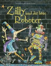 Zilly und der böse Roboter ►►►UNGELESEN ° von Korky Paul und Valerie Thomas °