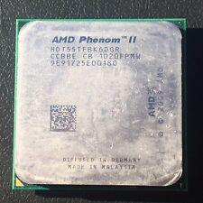 AMD Phenom II X6 1055T - 6-Kern Sockel AM3 CPU HDT55TFBK6DGR (1065T)