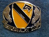 1st Cav Belt Buckle