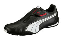 Puma Redon Move Men's Red/ Black/ White Leather casual Shoes NEW