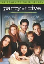 Party of Five: Season 3 [DVD] NEW!