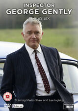 Inspector George Gently: Series Six DVD (2014) Martin Shaw ***NEW***