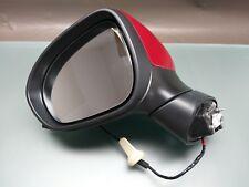 Original Fiat 500X Außenspiegel Seitenspiegel Links Beheizt Rot 735603612