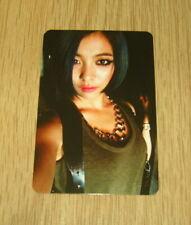 F(X) F X 3rd Album Red Light A LuNa Photo Card Official(2nd Press:Round)