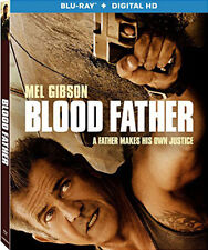 Blood Father (2016, Blu-ray New)