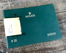 Rolex 2003 Sales Catalogue R10 Oyster Not Available in Shops Submariner Daytona
