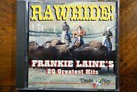 Frankie Laine - Greatest Hits  -  CD, VG