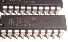 10Pcs GAL16V8D GAL16V8D-15LPN DIP-20 US Stock a