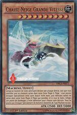♦Yu-Gi-Oh!♦ Chasse-Neige Grande Vitesse (Snow Plow) : DRL3-FR071 -VF/ULTRA RARE-