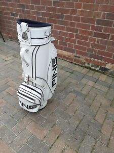 Ping leather Golf Bag