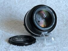 Obiettivo Nikon Nikkor AI 50 mm f. 1:1.4