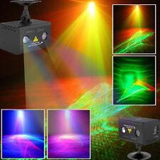 SUNY Projektor Laser Licht Wassereffekt RGB Bühnenbeleuchtung IR Remote DJ Stage