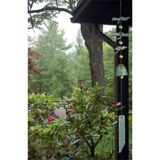Woodstock Chimes - Habitats Dragonfly Wind Bell - Verdigris -Gc- Cdw