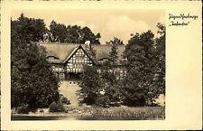Jugendherberge TIEFENSEE bei Berlin alte Postkarte Ansichtskarte ca. 1930/40