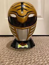 New listing Power Rangers Lightning Collection Premium White Ranger Helmet Prop Replica Mmpr