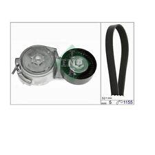 INA V-ribbed belt set Fiat