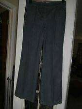 "Ladies Jeans Blue Size 12r  Length 29.5"" Per Una @ MARKS & SPENCER"