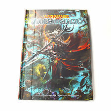 Warhammer Fantasy Storm of Magic Rule book expansion good condition