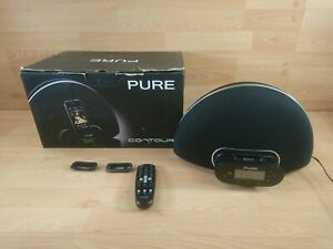 PURE Contour, DAB/FM/Radio + Dock for iPod and iPhone + Video Out